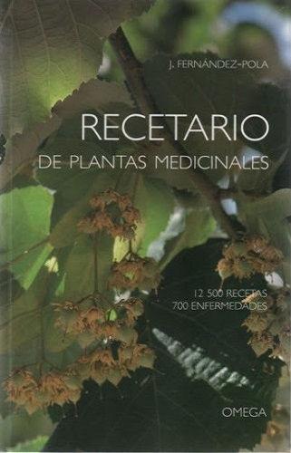recetario de plantas medicinales